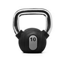 KETTLEBELL 10KG (2 PCS MAKES 1 PAIR)