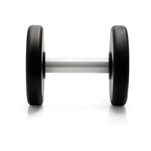 URETHANE DUMBELL  6KG  (2 PCS MAKES 1 PAIR)