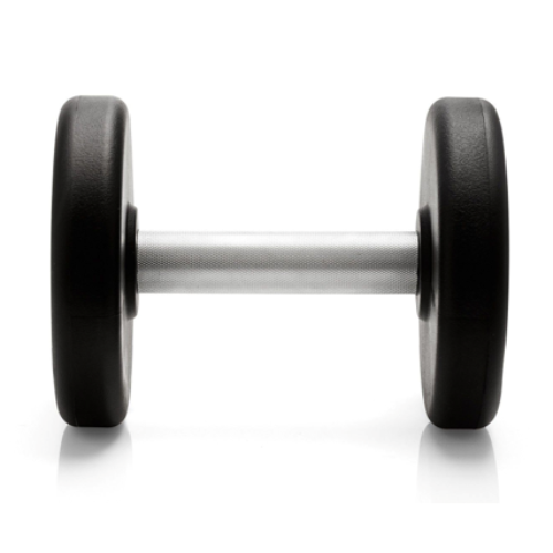 URETHANE DUMBELL 24KG  (2 PCS MAKES 1 PAIR)