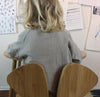 Nofred Mouse Chair School Lacquered Oak | Nofred Mouse Chair School stol eg
