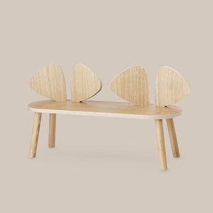 MOUSE BENCH // OAK