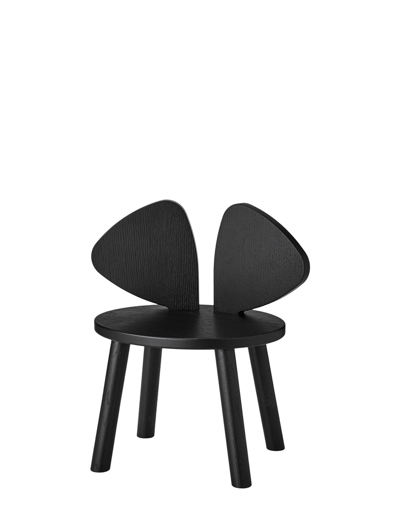 MOUSE CHAIR // BLACK