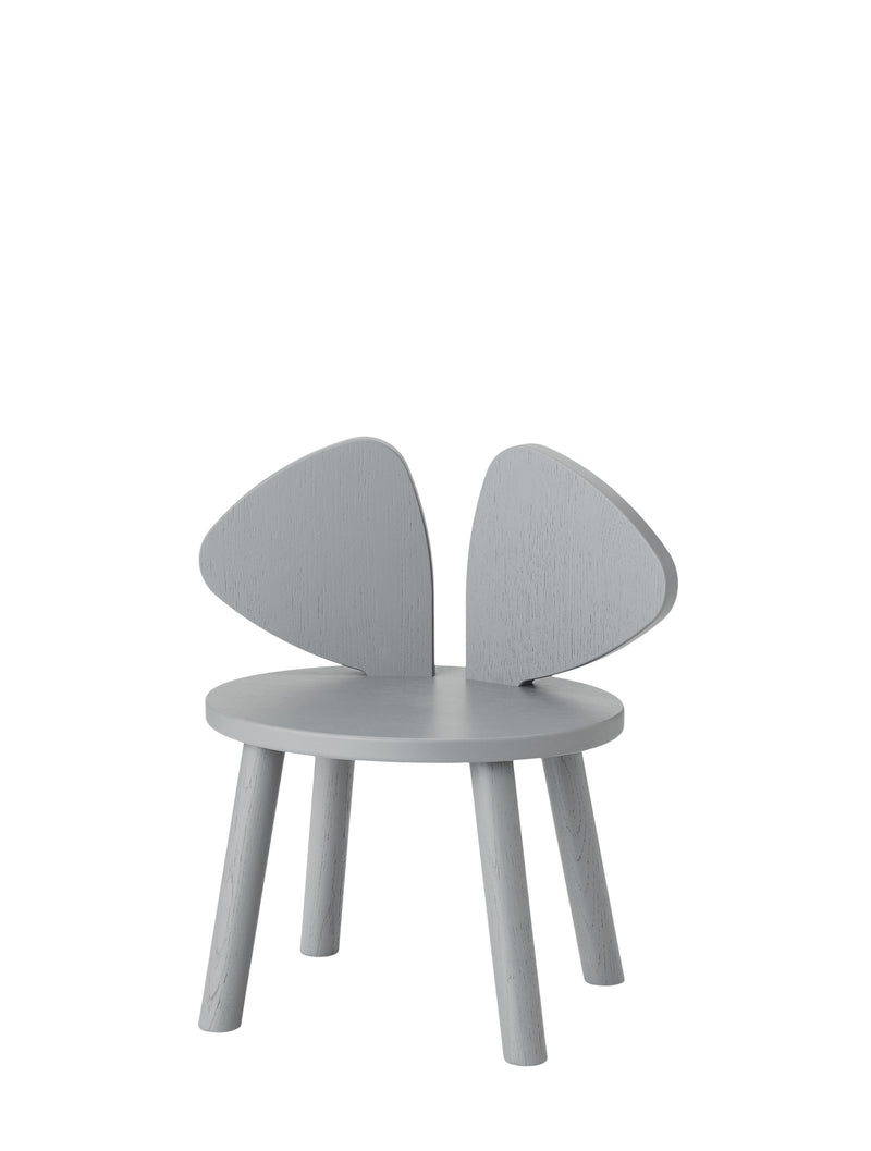 MOUSE CHAIR // GREY