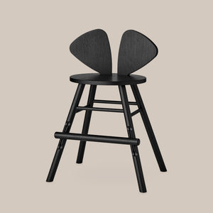 MOUSE CHAIR JUNIOR // BLACK