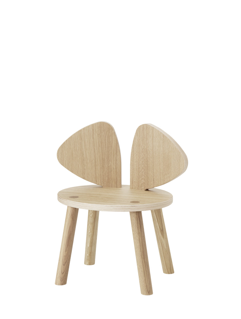 MOUSE CHAIR // OAK