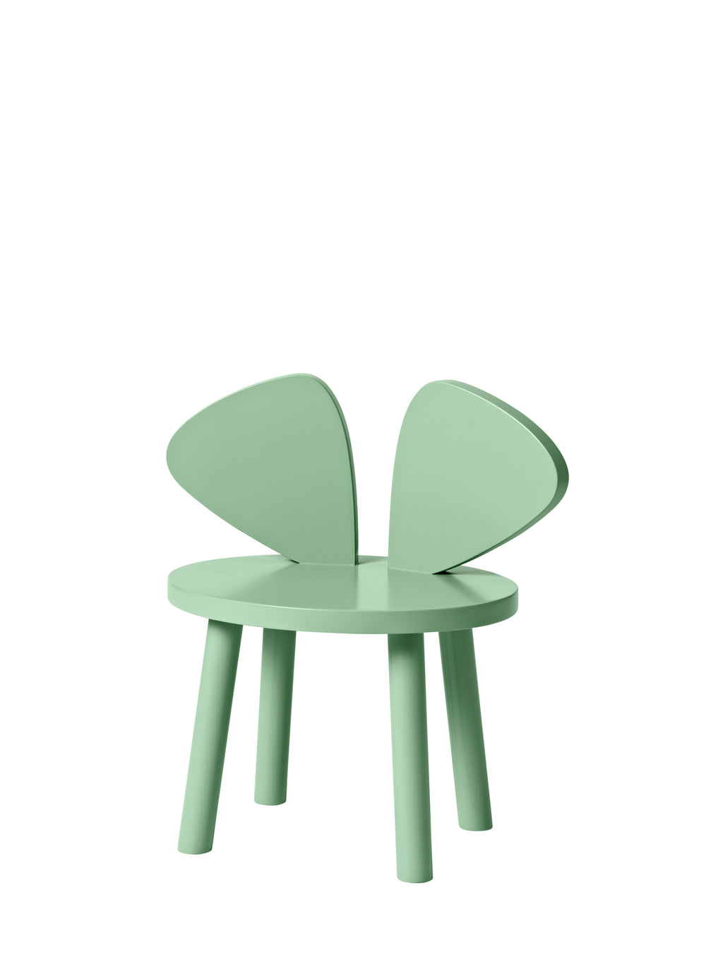 MOUSE CHAIR (2-5 YEARS) // MINT