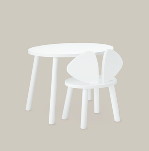 MOUSE CHAIR // WHITE