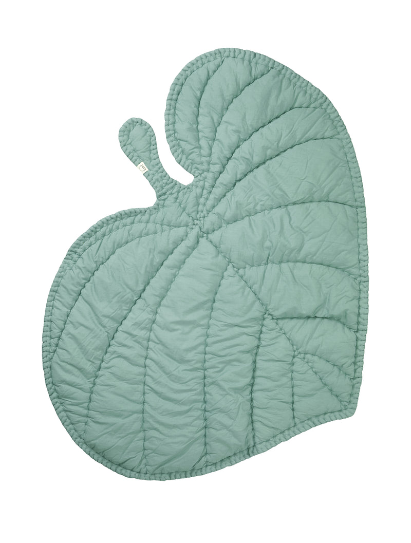 LEAF BLANKET // MINT