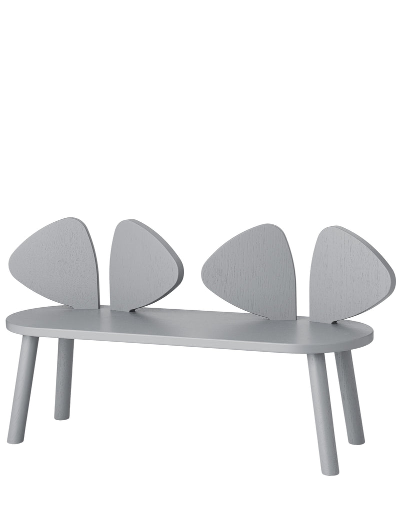 MOUSE BENCH // GREY