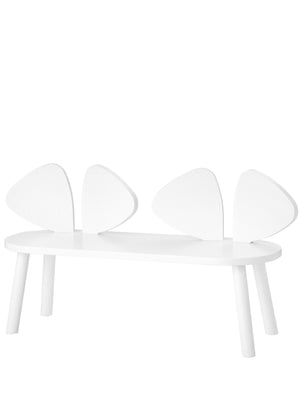 MOUSE BENCH // WHITE