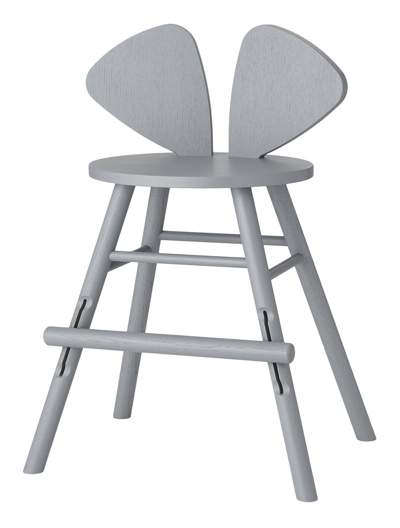 MOUSE CHAIR JUNIOR (3-9 YEARS) // GREY