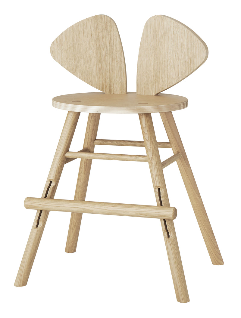 MOUSE CHAIR JUNIOR // OAK