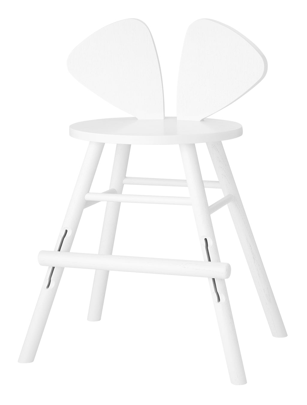 MOUSE CHAIR JUNIOR // WHITE