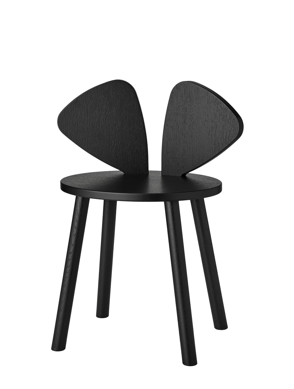 MOUSE CHAIR SCHOOL (6-10 YEARS) // BLACK