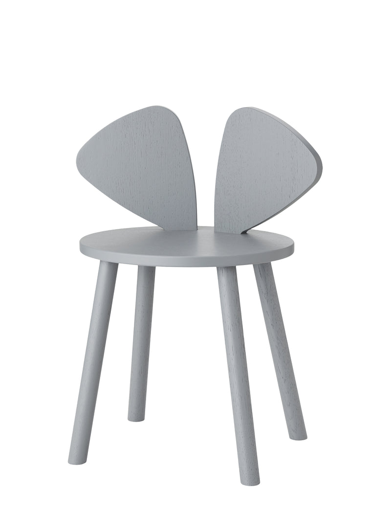 MOUSE CHAIR SCHOOL (6-10 YEARS) // GREY