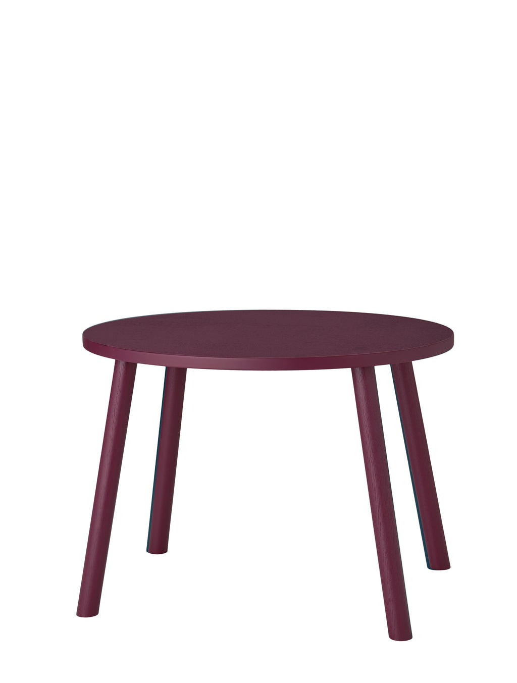 MOUSE TABLE // BURGUNDY