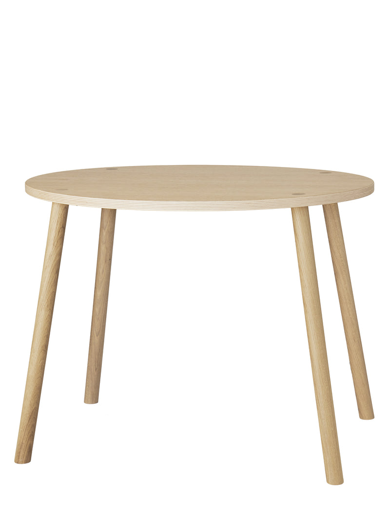 MOUSE TABLE SCHOOL (6-10 YEARS) // OAK