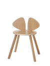 MOUSE CHAIR SCHOOL (6-10 YEARS) // LACQUERED OAK