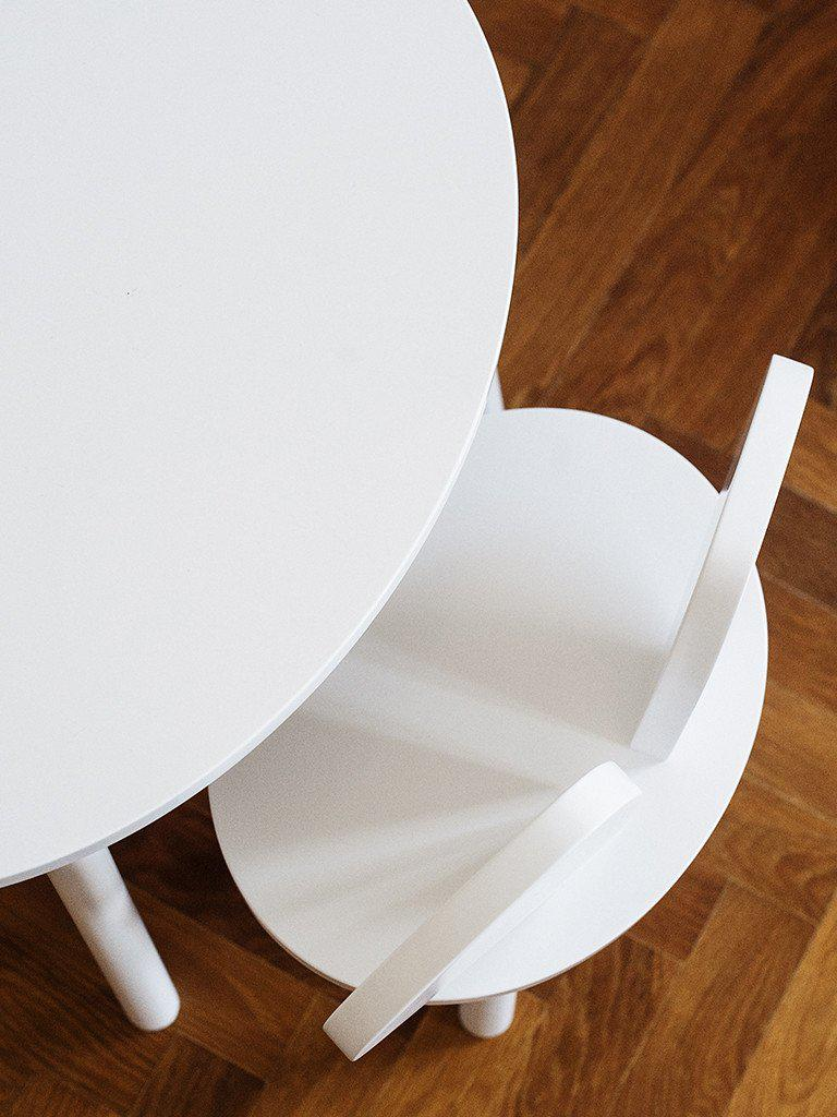 Nofred Mouse Chair and Mouse Table