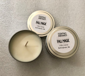 Fall Magic Soy candle