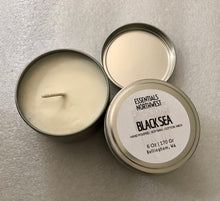 Load image into Gallery viewer, Black Sea Soy Candle
