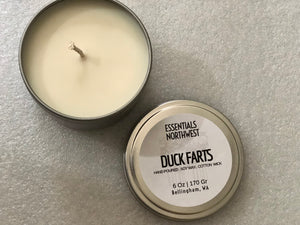 Duck Farts Soy Candle