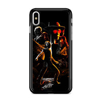 Alita Battle Angel Lowlight iPhone X Case