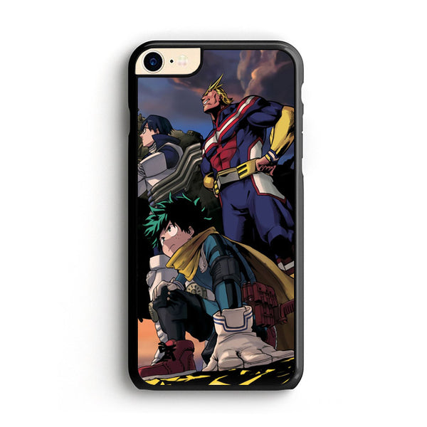 Boku No Hero Academy One For All iPhone 7 Case