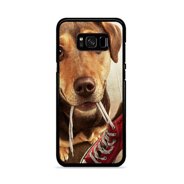 A Dog Way Home Movies Artwork Samsung Galaxy S8 Case