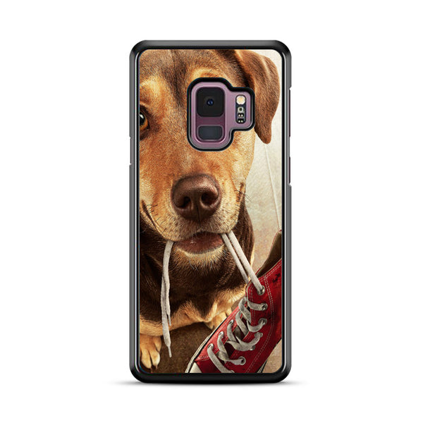A Dog Way Home Movies Artwork Samsung Galaxy S9 Case