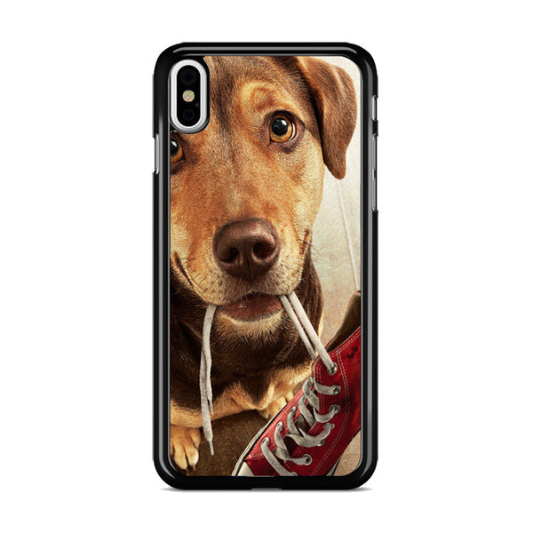 A Dog Way Home Movies Artwork iPhone XS Max Case
