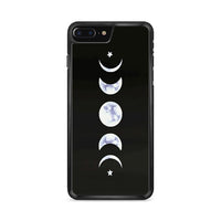 A Painting Phase Marble Moon iPhone 7 Plus Case