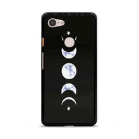 A Painting Phase Marble Moon Google Pixel 3 XL Case