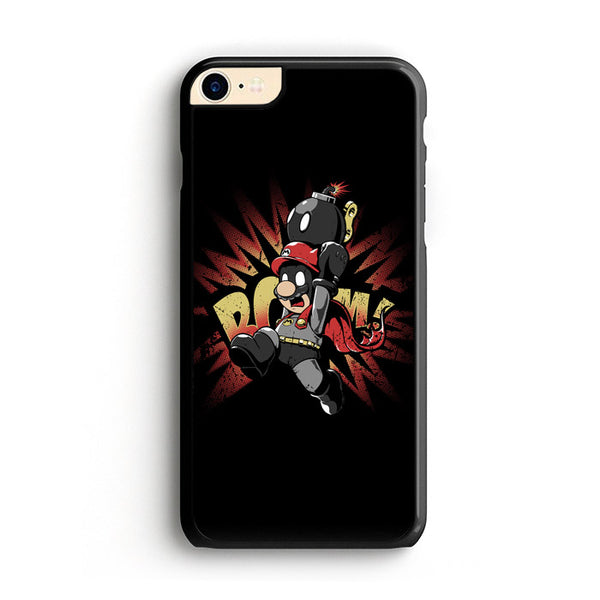 Boom Mario Bros iPhone 7 Case