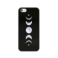 A Painting Phase Marble Moon iPhone 5|5S|SE Case
