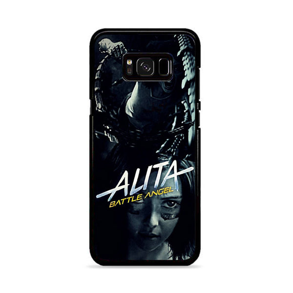 Alita Battle Angel Strong Girl Samsung Galaxy S8 Plus Case