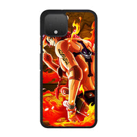 Ace Onepiece On Fire Google Pixel 4 XL Case