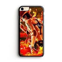 Ace Onepiece On Fire iPhone 8 Case
