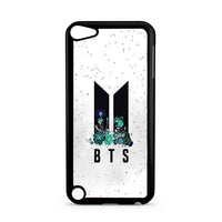 Bts Stippling Magic Flowers Kpop iPod 5 Case