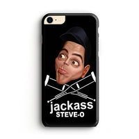 Crazy Steve O Jackass iPhone 7 Case