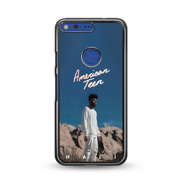 American Teen Khalid Blues Skyes Google Pixel XL Case