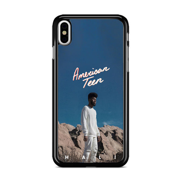 American Teen Khalid Blues Skyes iPhone X Case