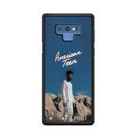 American Teen Khalid Blues Skyes Samsung Galaxy Note 9 Case
