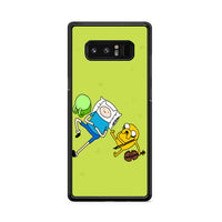 Adventure Time In Yard Samsung Galaxy Note 8 Case