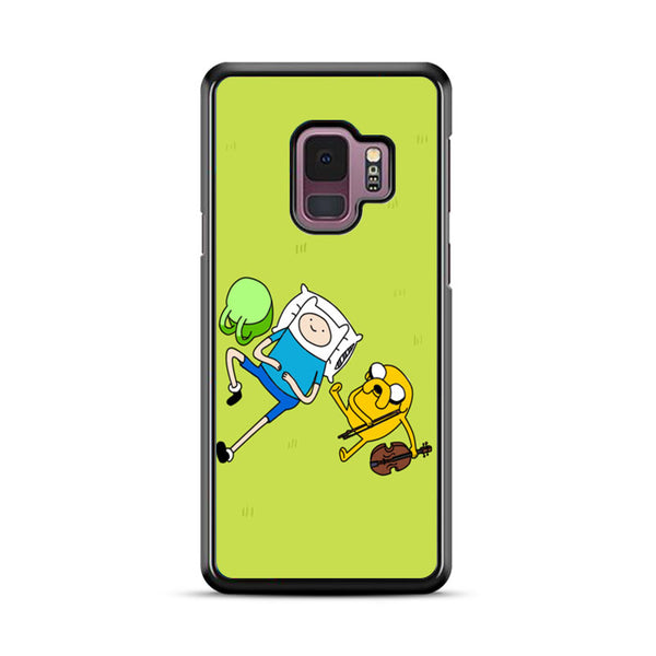 Adventure Time In Yard Samsung Galaxy S9 Plus Case