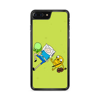 Adventure Time In Yard iPhone 7 Plus Case