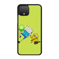 Adventure Time In Yard Google Pixel 4 XL Case