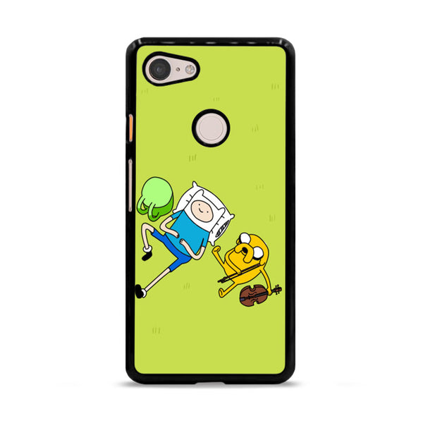Adventure Time In Yard Google Pixel 3 XL Case