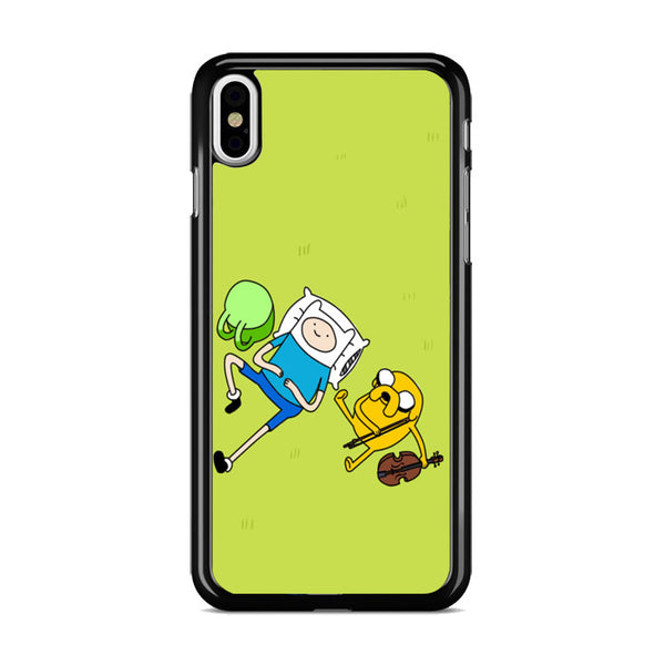 Adventure Time In Yard iPhone XS Case