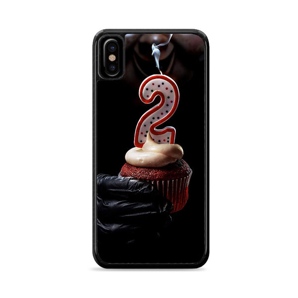 happy death two iPhone X Case